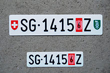 Swiss Custom Vehicle Plates 2013.jpg