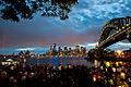Sydney harbour waiting for fireworks (4238816108).jpg
