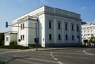 Kielce - Kielce Synagogue, built 1903-1909