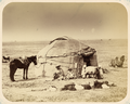 Syr Darya Oblast. Tent of the Kyrgyz WDL10967.png