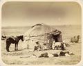 Syr Darya Oblast. Tent of the Kyrgyz WDL10967.png