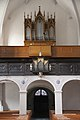 Türnitz - Kirche, Orgelempore.JPG