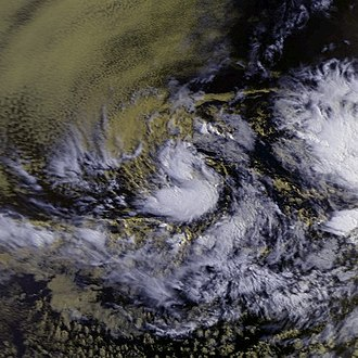 1988 Pacific hurricane season - Image: TD 1E 16 jun 1988 1502Z