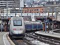 TGV Nantes-Rennes vers Bourg-St-Maurice à Chambéry (2016).JPG