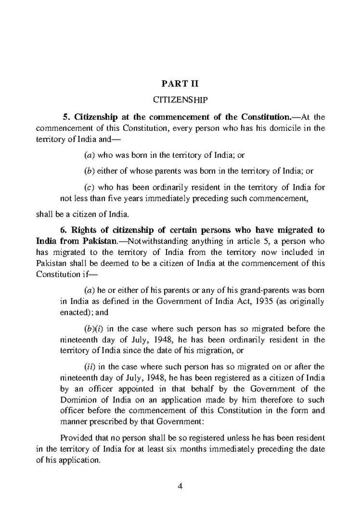 Pdf articles indian constitution