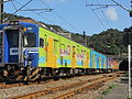 TRA EMU602 with Rubber Duck Colorful Painting.JPG
