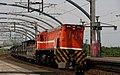 TRA R168 at Dongshan Station 20130322.jpg