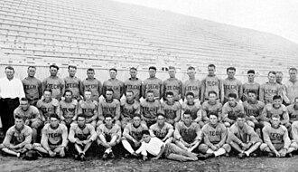 1928 Texas Tech Matadors football team - 1928 Texas Tech football team