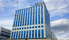 TVEL Building in Moscow