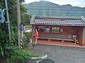 TW 台灣 Taiwan 新北市 New Taipei 瑞芳區 Ruifang District 洞頂路 Road 黃金瀑布 Golden Waterfall August 2019 SSG 28.jpg