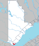 Tadoussac Quebec location diagram.png