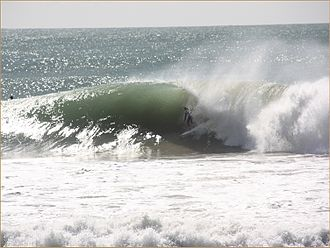 Taghazout - Anchor's - pumping