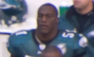 Takeo Spikes - Spikes in 2007.