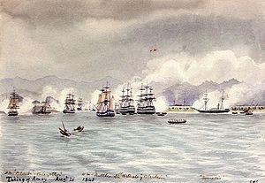 Battle of Amoy - Image: Taking of Amoy