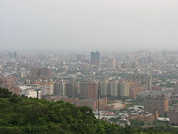 Taoyuan city's Scenery.jpg