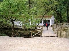 Tapada de Mafra visitors centre.jpg