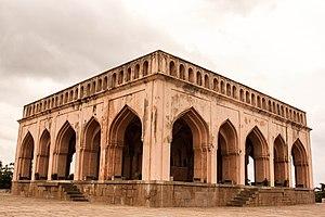 Taramati Baradari - Image: Taramati Baradari