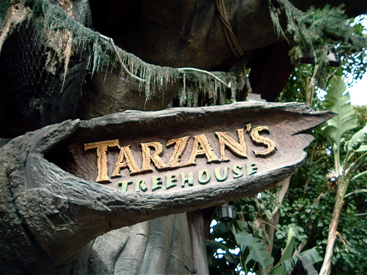 tarzans treehouse wikipedia - Treehouse