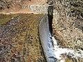 Tatsugasawa Dam old dam right view.jpg