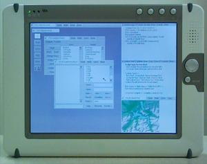 Oberon (operating system) - Image: Tatung TWN5213Oberon