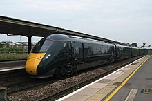 Taunton - GWR 802002 crew training from Laira.JPG