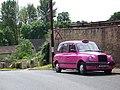 Taxi, Tetbury - geograph.org.uk - 1382614.jpg