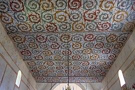 Teito da igrexa de Garde.jpg