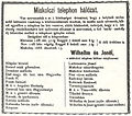 Telephone Advertisement Miskolc.jpg
