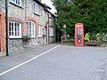 Telephone box, Maiden Bradley - geograph.org.uk - 1387651.jpg