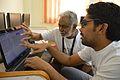 Telugu Editathon - Wiki Conference India - CGC - Mohali 2016-08-07 8344.JPG
