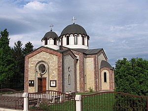 Temerin - Serbian Orthodox church