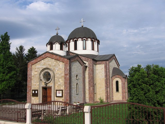 Temerin orthdox church