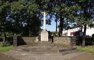 Whitkirk - Temple Newsam War Memorial