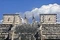 Templo de los Guerreros Chichen Itza 03 2011 1456.jpg