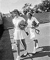Tenniskampioenschappen Nederland (l) Betty Stove, Bestanddeelnr 916-7538.jpg
