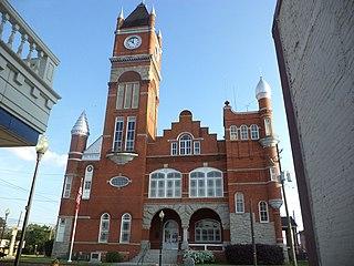 Terrell County, Georgia County in Georgia, United States