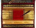 Thai Buddhist Manuscript inscribed on plam-leaves with a me Wellcome L0031386.jpg