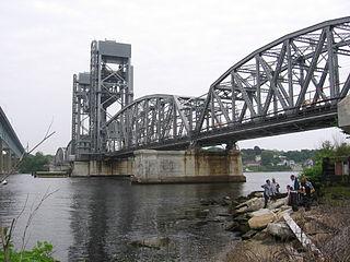 Thames River Bridge (Amtrak)