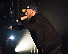 The Alchemist performing in March 2014