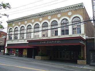 Capitol Theatre (Port Chester, New York) - Capitol Theatre, September 2016