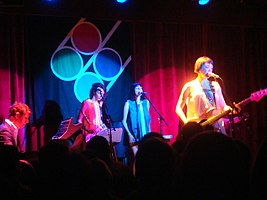 The Bird and The Bee at The Bell House in Brooklyn 20090306-6.jpg