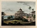 The Chalis Satun, or Hall of Forty Pillars, at Allahabad, Ut Wellcome V0050465.jpg