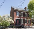The Chapline-Shenton House, built in the late 1790s in Shepherdstown, West Virginia LCCN2015631429.tif