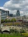 The City From The Tower of London - geograph.org.uk - 1284634.jpg