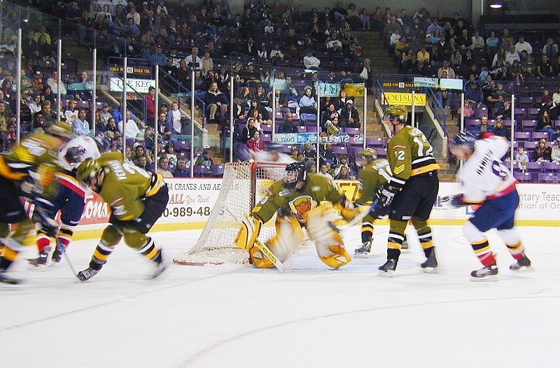 The Colts applying pressure at the Battalion net.JPG