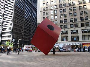 Marine Midland Building - The Cube.