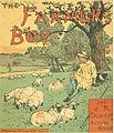 The Farmer's Boy - cover - by & illustrated by Randolph Caldecott - Project Gutenberg eText 18341.jpg