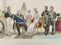 The French royal family in circa 1822 by Gautier.png