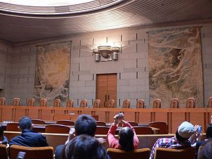 Supreme Court of Japan - The Grand Bench