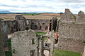 The Hall and Fountain Court, Raglan Castle, seen from the Great Tower - geograph.org.uk - 1531773.jpg